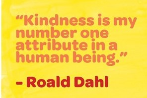 Kindness Roald Dahl